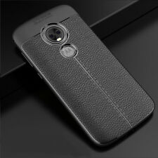 For Motorola Moto C E4 E5 G4 G5S G6 Plus Z2 Z3 Soft Case TPU Leather Slim Cover