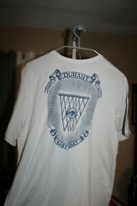 Mens Nike T-shirt Size XXL~ATHLETIC CUT COTTON POLYESTER BLEND KD KEVIN DURANT