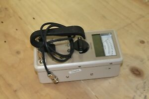 Thermo Eberline ASP2 Portable Radiation Test Meter NICE