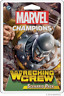Marvel Champions Card Game - The Wrecking Crew Scenario Pack