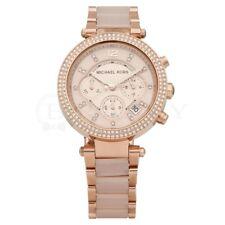 Michael Kors Parker MK5896 Armbanduhr Für Damen - Rosa