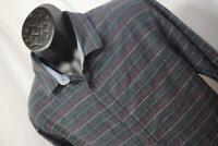 25059 Mens Penguin MunsingWear Heritage Slim Fit Striped Golf Polo Shirt Sz XL
