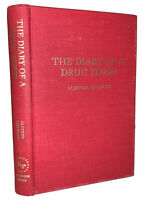 ALEISTER CROWLEY, THE DIARY OF A DRUG FIEND, 1974, GORDON PRESS, OCCULT, THELEMA
