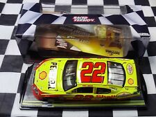 Kurt Busch #22 Shell Bud Shootout Win 2011 Action 1:24 NASCAR W221821SHUBABS NIB