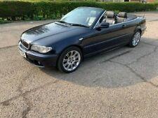 2005 BMW 330CI CONVERTIBLE - 3.0 BMW CONVERTIBLE - SAT NAV - LEATHER
