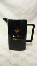 Vintage Ceramic Collectable John Player Special Water Whisky Jug