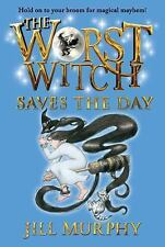 The Worst Witch Saves the Day - Acceptable - Murphy, Jill - Paperback