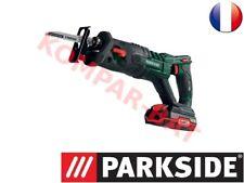 Scie sabre sans fil20V 2A, 20V PARKSIDE®