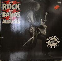 "MERCURY - NEW ROCK NEW BANDS NEW ALBUMS  12""  LP (N788)"