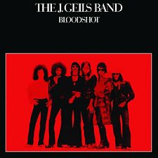 *NEW* CD Album J. Geils Band - Bloodshot (Mini LP Style card Case)