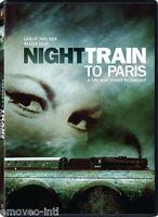 NIGHT TRAIN TO PARIS (LESLIE NIELSEN) - WS/FS *NEW DVD*