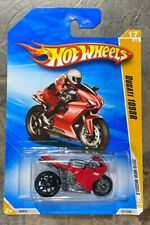 Hot Wheels Red Ducati 1098R Diecast BB