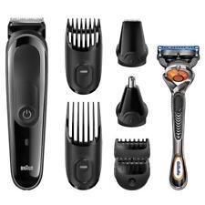 Braun MGK3060 Multi Grooming Kit 8-in-One Beard and Hair Trimming Kit - Black