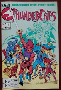 Thundercats #1 1st Comic Appearance RARE THIRD PRINT Spectacular copy!!🔑💎🔑