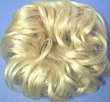 LACEY 3-inch Pony Fastener Hair Scrunchie - 613 Bleach Blonde