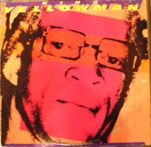 Yellowman - King Yellowman - New Vinyl Record LP