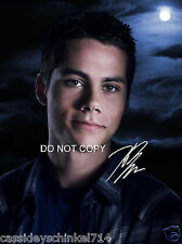 Teen Wolf MTV show Dylan O'Brien RP signed autographed photo #3 Maze Runner