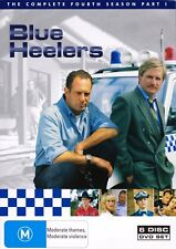 Blue Heelers : Season 4 : Part 1 (1997) DVD 6-Disc Set RARE OOP