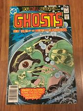 Ghosts #106 FN 1981 Stock Image