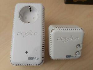 Devolo dLAN 500 WIFI und dLAN 500 Duo+ gebraucht sehr guter Zustand