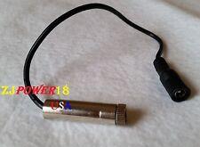 405nm 50mw Blue-Violet Focusable Adjustable Laser Dot Module