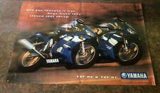 Yamaha Motorcycle YZF-R6 Banner 6x4 Feet - Vinyl Display Racing