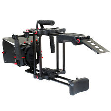 Filmcity Movie Video Shoulder Mount Rig Kit Support Pad Matte box for film shoot