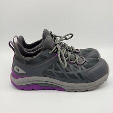 Red Wing steel toe shoes women's 7.5 Cool Tech model Athletic slip resistance