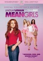 Mean Girls [New DVD]