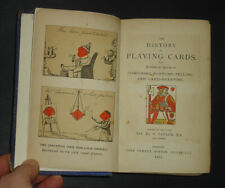 Fortune Telling Cards in Antiquarian and Collectable Books