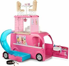 Barbie Pop-Up Camper véhicule