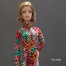 "Handmade~Doll tops for 12"" Doll~ Barbie,FR, Silkstone"