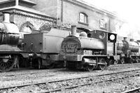 PHOTO British Railways Steam Locomotive 51212 at Bristol (Bath Road)