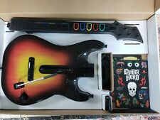 Red Octane PS2 - Guitar Hero Wireless controller and Dongle Never Used 95449.805