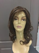 Raquel Welch ALWAYS HD Synthetic Long Layered Wavy Wig 6/30 Brown + Copper HL