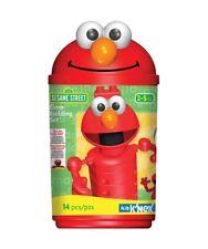 Sesame Street / K'Nex Elmo - Building Set w/ Canister - 2009