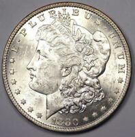 1880-O Morgan Silver Dollar $1- Choice BU Uncirculated (MS UNC) - Nice Luster!