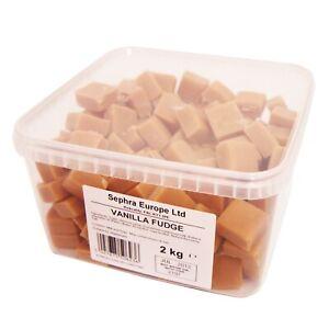 Sephra Vanilla Fudge 2kg