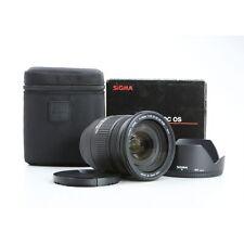Nikon Sigma EX 2,8/17-50 DC IF HSM OS + NEU (230320)