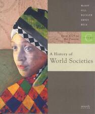 A History of World Societies Vol. C by John McKay (2006, Paperback)