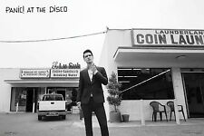 PANIC AT THE DISCO - LAUNDRY MUSIC POSTER - 24x36 - BAND 3209