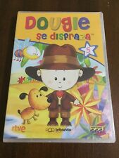DOUGIE SE DISFRAZA VOL 5 - DVD - RTVE - 65 MIN - NEW SEALED NUEVO EMBALADO