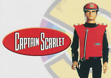 Captain Scarlet Trading Card Basic Set