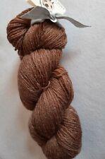 100 g LG Slow Wool Lino, 100% Lana Ecológica, Fb. 003 braun  #4511