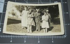 Native American Indian Family Clothing MISSIONARY PAGEANT Girl Vintage PHOTO #2