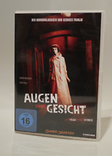 AUGEN OHNE GESICHT DVD oop SEHR SELTEN Schreckenshaus des Dr. Rasanoff