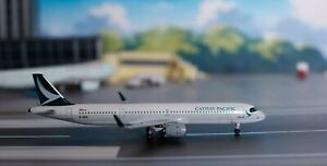 NEW RELEASE 1:400 AeroClassics CATHAY PACIFIC Airbus A321Neo, B-HPB