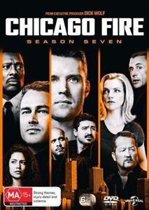 CHICAGO FIRE Season 7 : NEW DVD