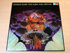 EX/EX- !! George duke/The Aura Will Prevail/1975 MPS BASF LP