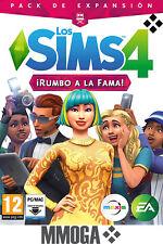 Los Sims 4 - ¡Rumbo a la Fama! - PC EA Origin Expansión código digital - ES